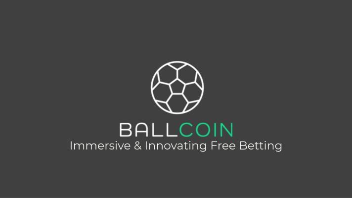 Ball coin logo